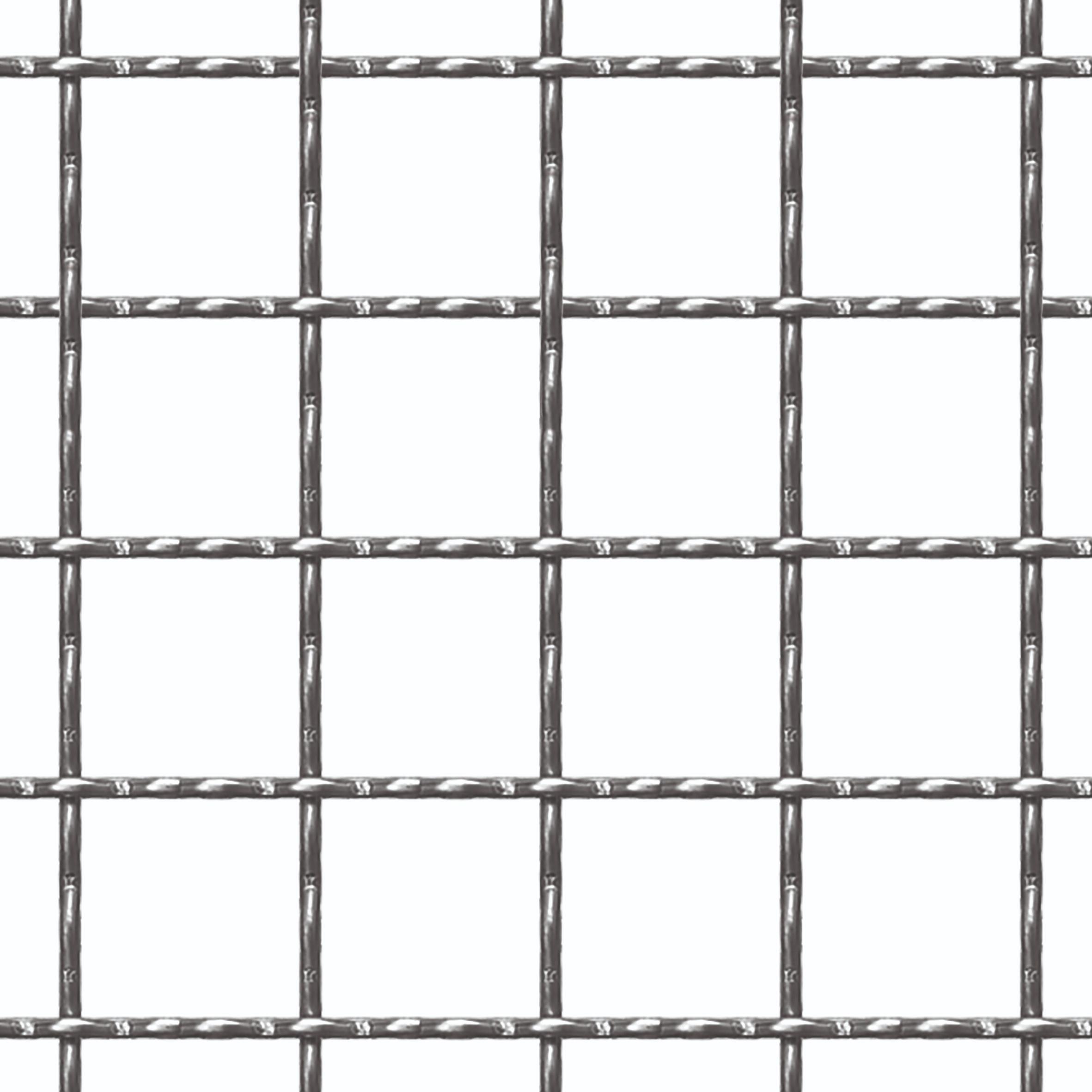 Beeld of Gegolfde draadnet 40 x 40