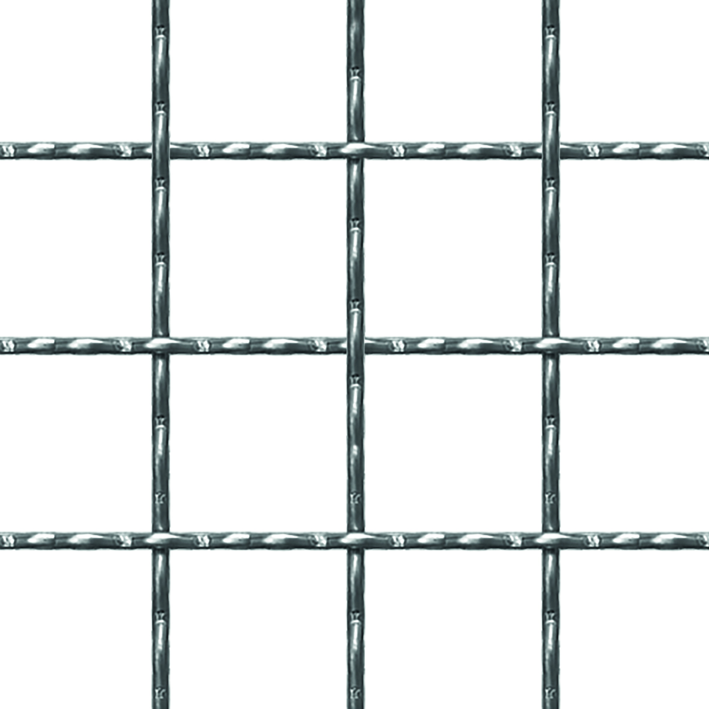 Beeld of Gegolfde draadnet 50 x 50